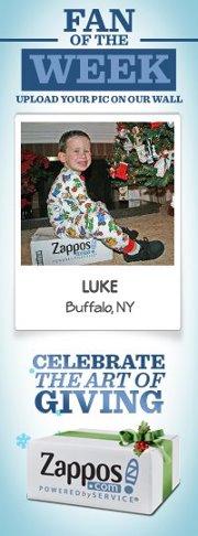 Zappos Facebook Page