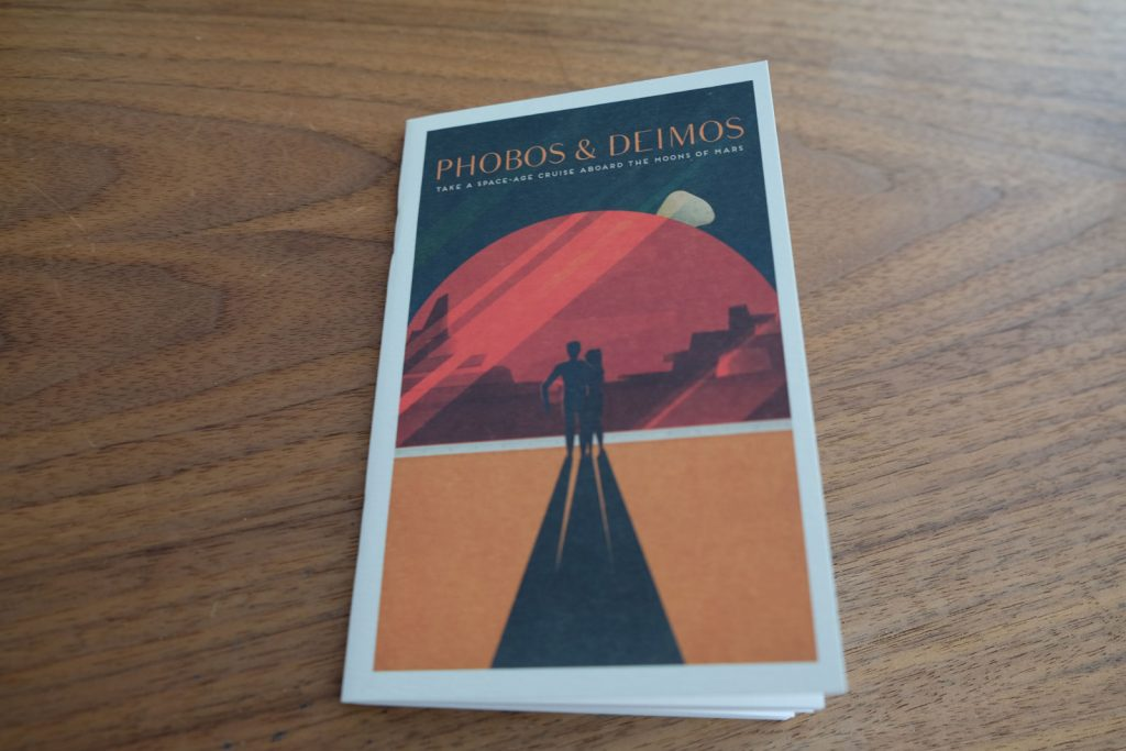SpaceX Notebooks - Phobos & Deimos